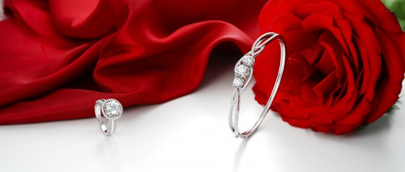 Introducing The Most Beautiful Diamond on Rose D'Amour Collection