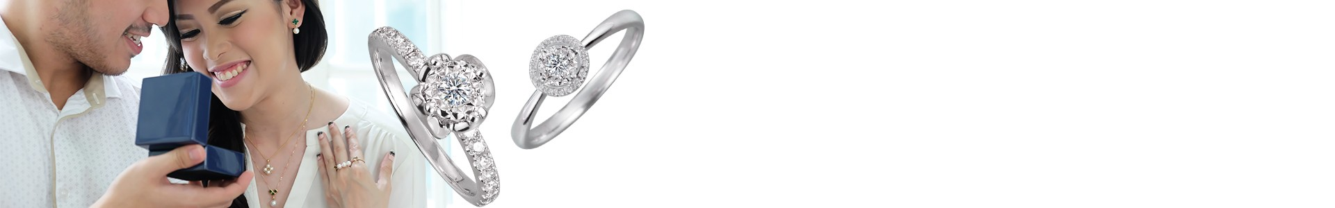 Solitaire Ring - Crown
