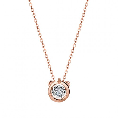 Tiger - Rose Gold (L)