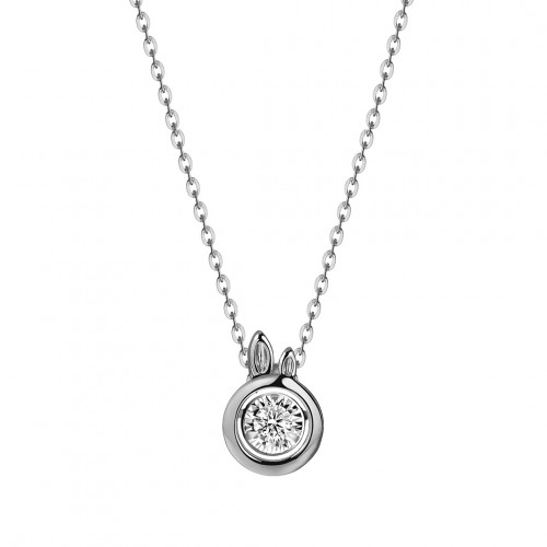 Rabbit - White Gold (L)