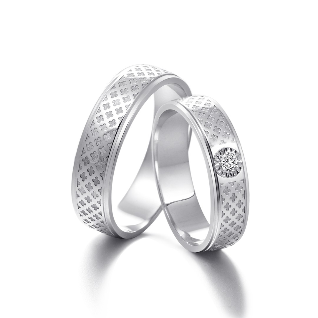 crown wedding rings adelle jewellery - Crown Wedding Rings