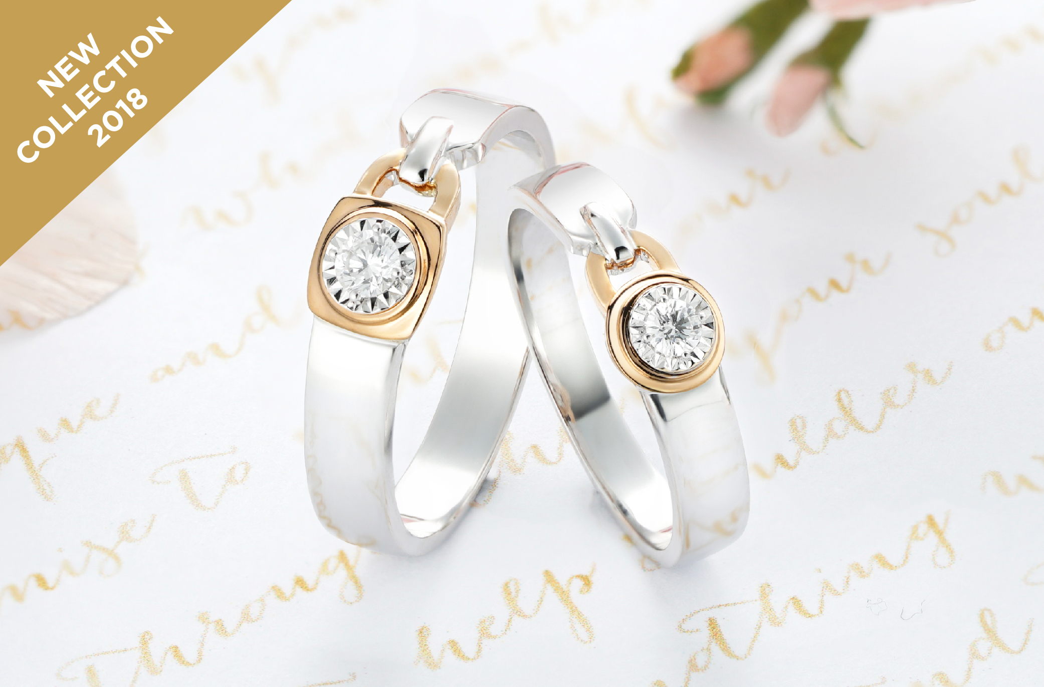 E Store Adelle Jewellery 020316 Swarovski Elements Anting Celebrate Your Love